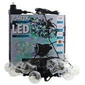 Lampki ogrodowe LED girlanda do pomieszczeń MULTI