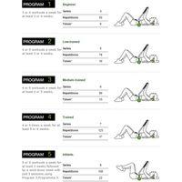 Kołyska na brzuch lifting mięśni elektrostymulator Tua Trainer