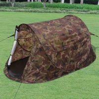Namiot 2-Osobowy Typu Pop-Up W Kolorze Moro