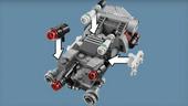 Klocki LEGO 75166 Star Wars Śmigacz Transportowy zdjęcie 4