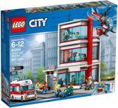 Lego polska City Szpital