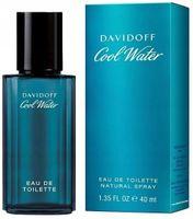 Davidoff Cool Water Men 40 ml mężczyzna EDT FOLIA