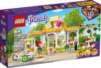 LEGO FRIENDS Ekologiczna kawiarnia 41444