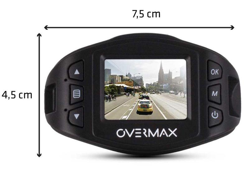 Kamera Samochodowa OVERMAX CAMROAD 2.5 FULLHD 32GB zdjęcie 5