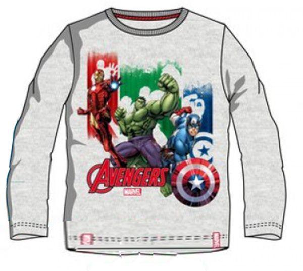 T-Shirt Avengers 10 lat r140 Licencja Marvel (HQ1284) zdjęcie 1