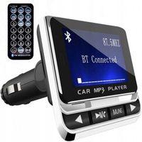 Wielofunkcyjny TRANSMITER FM USB BLUETOOTH MP3