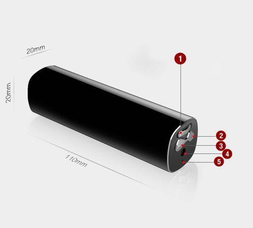 DYKTAFON CYFROWY 16GB VOX DETEKCJA RED.SZUMU 21DNI TE-660V na Arena.pl
