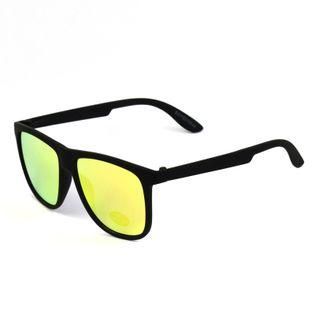 Okulary przeciwsłoneczne Classic czarne lustrzane