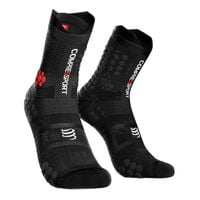 Skarpety trailowe COMPRESSPORT PRO RACING SOCKS TRAIL V3.0 - czarny T3
