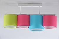 Lampa Sufitowa 4xE27 ZAĆMIENIE Namat-różne kolory kolor - 9