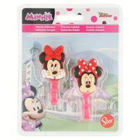 Minnie Mouse - Wieszaki / Haczyki (2 szt)