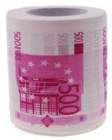 Papier toaletowy 500Euro XL super prezent urodziny