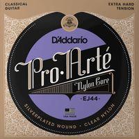 Struny do gitary klasycznej Daddario EJ44 Pro-Arté