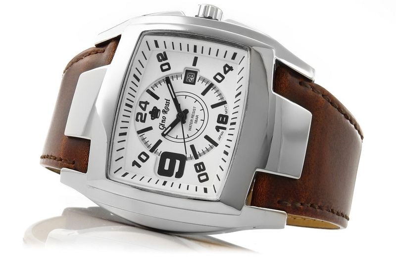 Zegarek Męski Gino Rossi DIESEL POWER 6432 zdjęcie 1