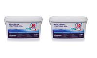 Chlor tabletki do basenu 10 Actions 200g  2 x 6 kg