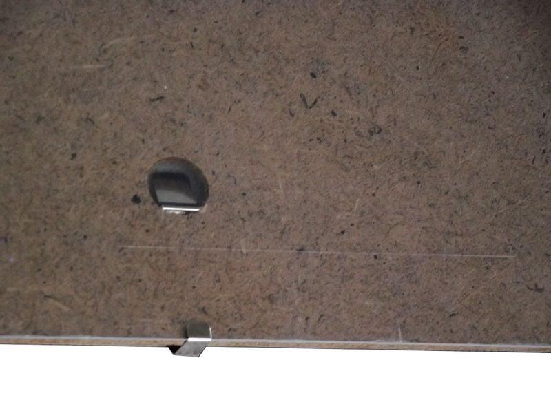 Antyrama A4 plexi 21x29,7cm; 21x30 cm ECO Antyramy zdjęcie 5