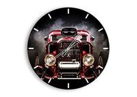 Zegar Ścienny - Samochód Retro - 60X60 Cm - C3Ar60X60-2422