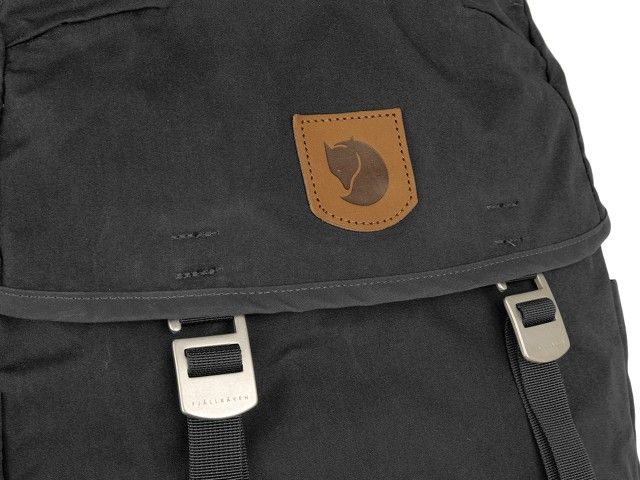 Plecak Kanken Fjallraven Backpack Greenland Top Frost Black F23150-550 zdjęcie 6