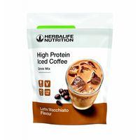 Wysokoproteinowy napój kawowy Herbalife o smaku Latte Macchiato 308g