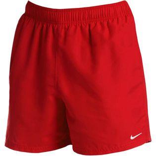 Spodenki kąpielowe męskie Nike Essential czerwone NESSA560 614