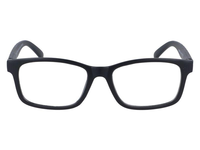 Korekcyjne okulary do czytania czarne plusy +3.50 zdjęcie 4