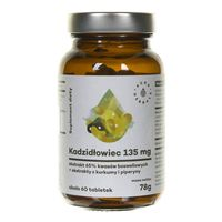 Aura Herbals Kadzidłowiec Ekstrakt 135 mg - 78 g
