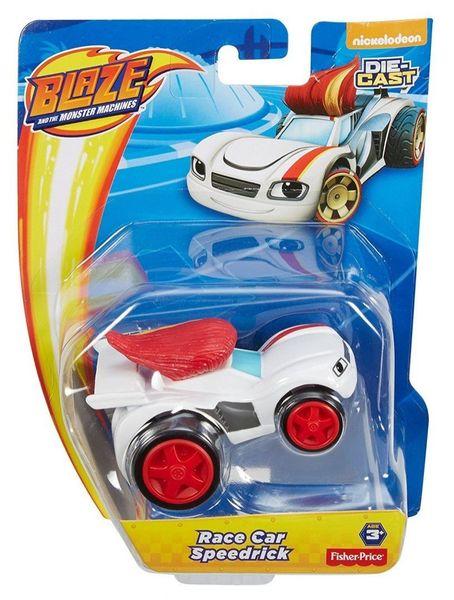 Fisher Price Blaze i Mega maszyny Speedrick zdjęcie 1