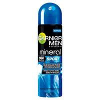Garnier Mineral Men 96h Sport Dezodorant spray dla mężczyzn