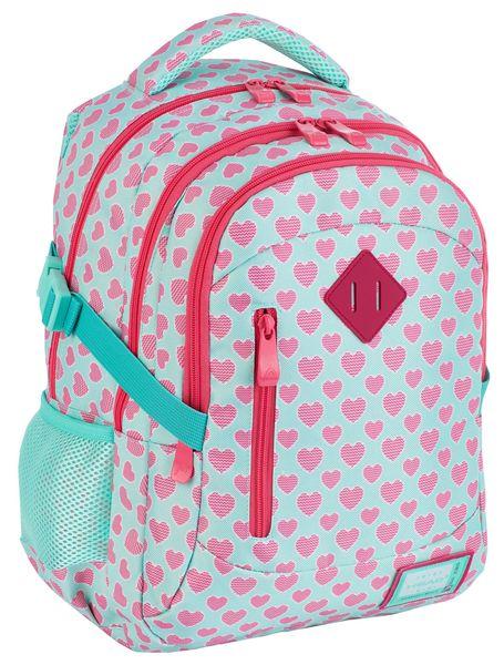 Plecak szkolny młodzieżowy Head HD-241 zdjęcie 1