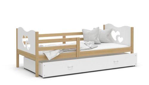 Łóżko parterowe MAX P 160x80 na Arena.pl