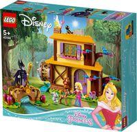 Klocki LEGO DISNEY PRINCESS 43188 Leśna chatka Aurory