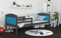 Łóżko dla dzieci MATEUSZ P COLOR bez szuflady 190x80 + materac