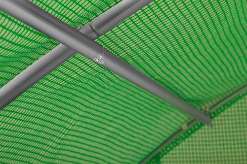 TUNEL FOLIOWY SZKLARNIA 3x6m EUROHIT GARDEN 600cm na Arena.pl