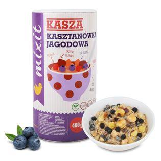 Kasza - Kasztanówka Jagodowa Mixit, 400G