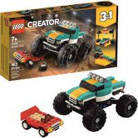 LEGO Creator Monster truck 3w1 31101