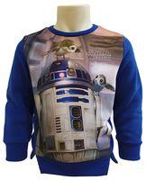 Bluza Star Wars 10 lat r140 Licencja Disney (RH1170 Blue 10Y)