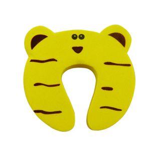 Stoper zwierzak - blokada klin do drzwi Wzór - Tygrysek