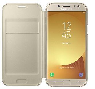 Oryginalne Etui Flip Wallet Samsung Galaxy J5 2017