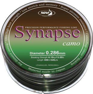 KATRAN Synapse Carp Camo 0,28mm 300m