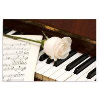 Obraz na płótnie - Canvas, Fortepian 50x40