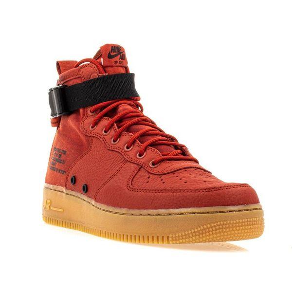 Buty zimowe męskie Nike Air Force 1 Mid (917753 600) 43