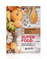 Maseczka w płacie - Maska Superfood – Dynia
