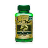 Czerwona Koniczyna 430 mg z Witaminą B6 Produkt Wegański 100 Kapsułek