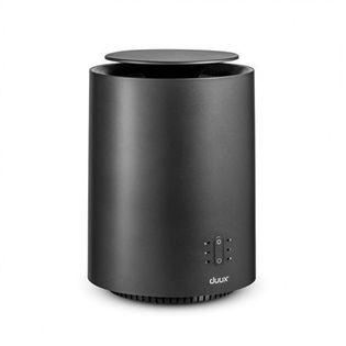 Duux Threesixty Smart Fan + Heater Dxch07 1800 W, Metallic Gray, 30 M³, Number Of Speeds 2 Fan Speeds