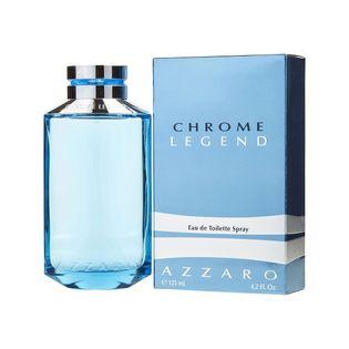 AZZARO CHROME LEGEND EDT folia 75 ml