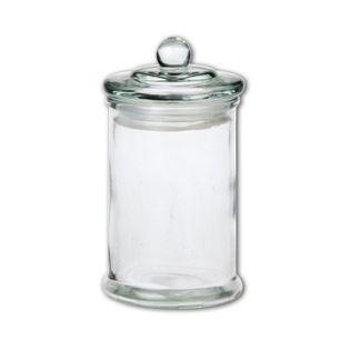 Pojemnik szklany / słój / słoik RETRO 0,33l
