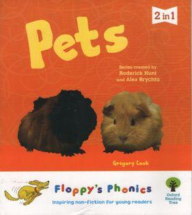 Oxford Floppy's Phonics - Pets