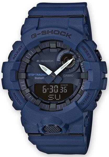 Casio G-SHOCK GBA-800-2AER krokomierz bluetooth zdjęcie 1