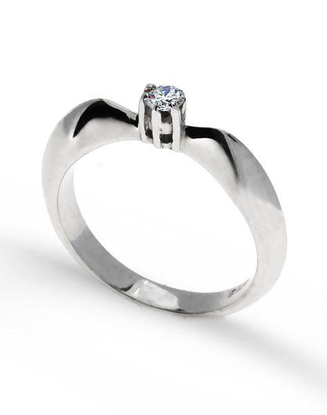 pierścionek rozmiar: 15 ,srebro 925 i cyrkonia zdjęcie 4