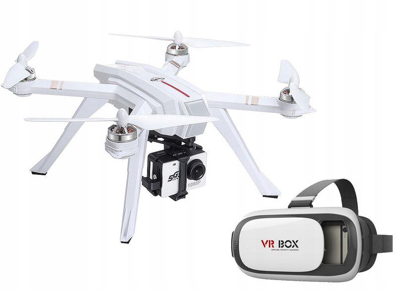 DRON MJX BUGS 3 PRO GPS POD GOPRO 1 KM ZASIĘGU na Arena.pl